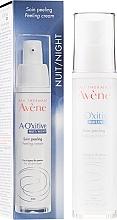 Парфюмерия и Козметика Нощен крем-пилинг за озарена кожа - Avene A-Oxitive Night Peeling Cream