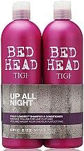 Парфюмерия и Козметика Комплект - Tigi Bed Head Fully Loaded Tween Duo (sh/750ml + cond/750ml)