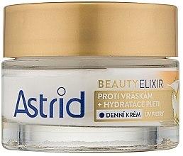 Парфюмерия и Козметика Овлажняващ дневен крем против бръчки - Astrid Moisturizing Anti-Wrinkle Day Cream