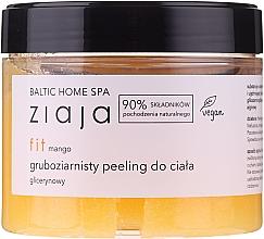 Парфюмерия и Козметика Скраб за тяло с манго - Ziaja Baltic Home SPA Body Peeling