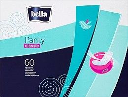 Парфюмерия и Козметика Ежедневни дамски превръзки Panty Classic, 60 бр. - Bella