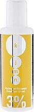 Парфюми, Парфюмерия, козметика Окислител за коса 3% - Kallos Cosmetics Oxidation Water