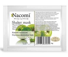 """Парфюми, Парфюмерия, козметика Алгинатна маска за лице """"Ябълка"""" - Nacomi Shaker Mask"""