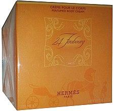 Парфюми, Парфюмерия, козметика Hermes 24 Faubourg - Парфюмен крем за тяло
