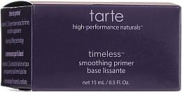 Парфюмерия и Козметика Основа за лице - Tarte Cosmetics Timeless Smoothing Primer