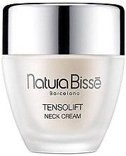 Парфюмерия и Козметика Крем микро лифтинг за шия и деколте - Natura Bisse Tensolift Neck Cream