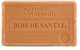 """Парфюмерия и Козметика Натурален сапун """"Сандалово дърво"""" - Le Chatelard 1802 Sandal Wood Soap"""