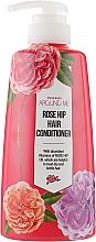 Парфюмерия и Козметика Балсам за коса с екстракт от шипка - Welcos Around Me Rose Hip Hair Conditioner
