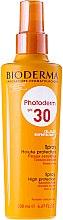 Парфюми, Парфюмерия, козметика Слънцезащитен спрей за чувствителна кожа - Bioderma Photoderm Spf30 High Protectin Spray