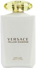 Парфюмерия и Козметика Versace Yellow Diamond - Лосион за тяло