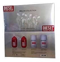 Парфюмерия и Козметика Diesel Zero Plus Feminine - Комплект тоалетна вода (EDT/4x30ml)
