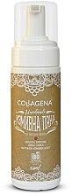 Парфюмерия и Козметика Почистваща пяна за лице за мазна кожа - Collagena Handmade Wash Foam For Oily Skin