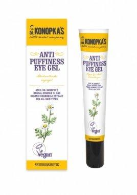 Околоочен крем против отоци - Dr. Konopka's Eye Anti-Puffiness Gel