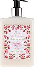 Парфюмерия и Козметика Душ крем с масло от ший и аромат на роза - Institut Karite Rose Mademoiselle Shea Cream Wash