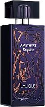 Парфюмерия и Козметика Lalique Amethyst Exquise - Парфюмна вода