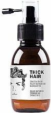 Парфюмерия и Козметика Уплътняващ и укрепващ тоник за коса - Nook Dear Beard Thick Hair