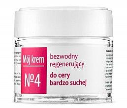 Парфюми, Парфюмерия, козметика Регенериращ крем - Fitomed Regeneration Cream Nr4