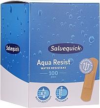 Парфюмерия и Козметика Водоустойчиви пластири, малки - Salvequick