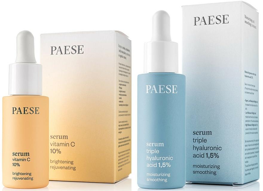 Комплект серуми за лице - Paese (serum/15ml + serum/30ml) — снимка N1