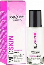 Парфюмерия и Козметика Регенериращ серум за лице - Postquam Med Skin Serum Epidermic Growth