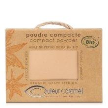 Парфюми, Парфюмерия, козметика Компактна пудра - Couleur Caramel Poudre Compacte