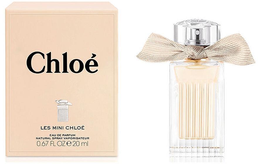Chloe - Парфюмна вода (мини)