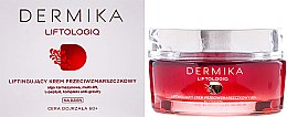 Парфюмерия и Козметика Крем за лице - Dermika Liftologiq Cream 60+