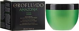Парфюмерия и Козметика Възстановяваща маска за коса - Orofluido Amazonia Mask