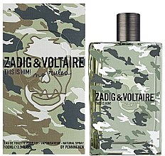 Парфюми, Парфюмерия, козметика Zadig & Voltaire This Is Him No Rules Capsule Collection 2019 - Тоалетна вода