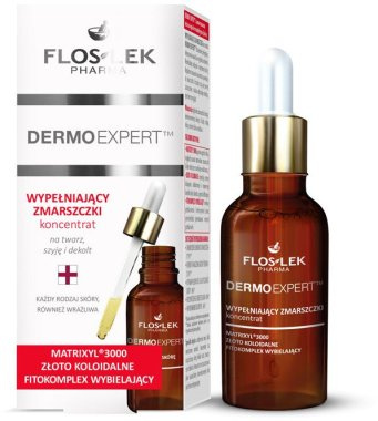 Регенериращ серум за лице - Floslek Dermo Expert Skin Renewal Serum