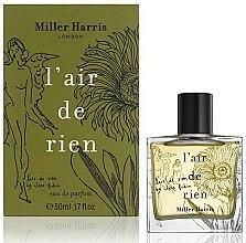Парфюмерия и Козметика Miller Harris L'air De Rien - Парфюмна вода (тестер с капачка)