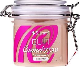 Парфюмерия и Козметика Масло за ръце - Silcare Quin Carmelooove Handbutter