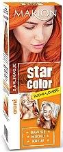 Парфюмерия и Козметика Безамонячна боя за коса - Marion Star Color