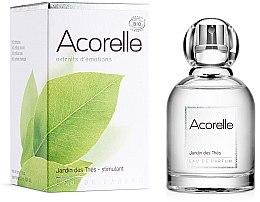 Парфюмерия и Козметика Acorelle Jardin des Thes - Парфюмна вода
