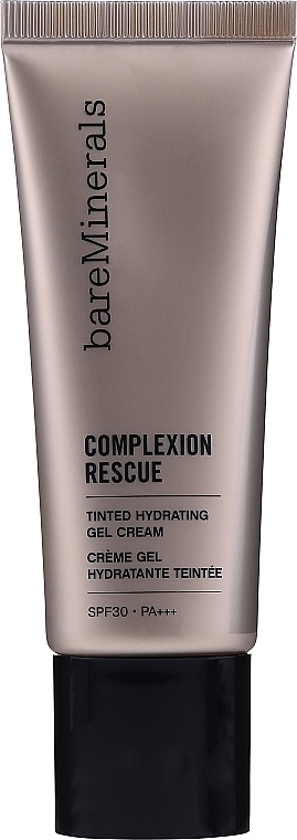 Овлажняващ крем за лице с тонизиращ ефект - Bare Escentuals Bareminerals Complexion Rescue Tinted Hydrating Gel Cream
