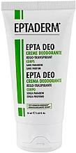 Парфюмерия и Козметика Кремообразен дезодорант за тяло - Eptaderm Epta DEO Cream