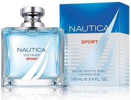 Парфюмерия и Козметика Nautica Voyage Sport Nautica - Тоалетна вода