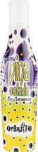 Парфюмерия и Козметика Мляко за солариум за интензивен тен - Oranjito Level 2 Pina Colada