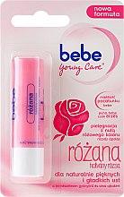 Парфюмерия и Козметика Балсам за устни, розов - Bebe Young Care