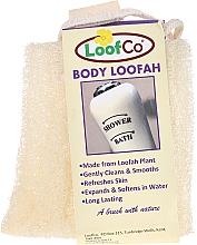Парфюмерия и Козметика Натурална гъба за баня - LoofCo Body Loofah