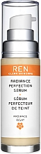 Парфюмерия и Козметика Серум за озарена кожа - Ren Radiance Perfecting Serum