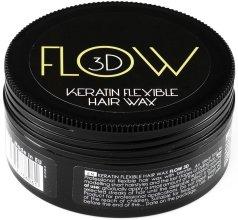 Парфюмерия и Козметика Восък за коса - Stapiz Flow 3D Keratin Flexible Hair Wax