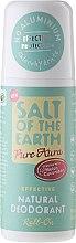 Парфюмерия и Козметика Натурален дезодорант рол-он - Salt of the Earth Melon & Cucumber Natural Roll-On Deodorant