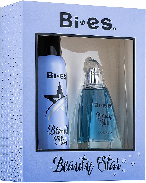 Bi-es Beauty Star - Комплект (edp/100ml + deo/150ml)