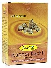 Парфюми, Парфюмерия, козметика Прахообразна маска за тънка и отслабена коса - Hesh Kapoor Kachli Powder