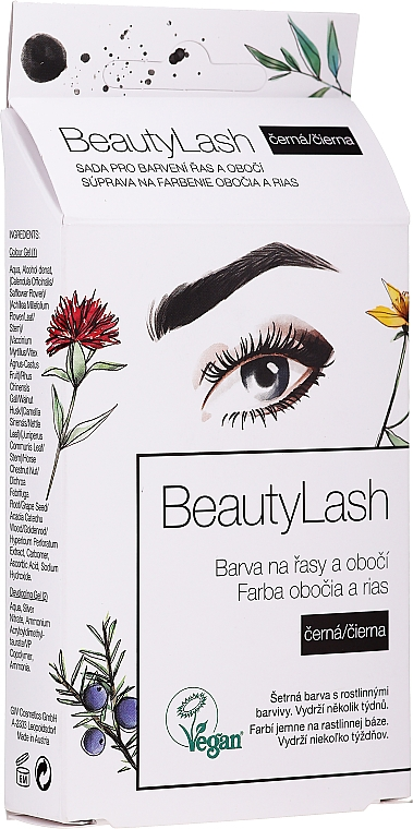 Комплект боя за мигли и вежди - Beauty Lash Set