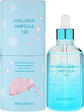 Парфюми, Парфюмерия, козметика Серум с хиалуронова киселина - SeaNtree Hyaluron Ampoule 100