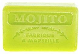 """Парфюми, Парфюмерия, козметика Марсилски сапун """"Мохито"""" - Foufour Savonnette Marseillaise Mojito"""