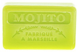 "Парфюмерия и Козметика Марсилски сапун ""Мохито"" - Foufour Savonnette Marseillaise Mojito"