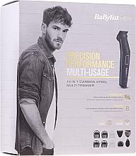 Парфюмерия и Козметика Машинка за подстригване - BaByliss Men MT728E